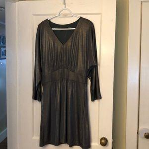 NEW Guess long sleeve mini dress size 12